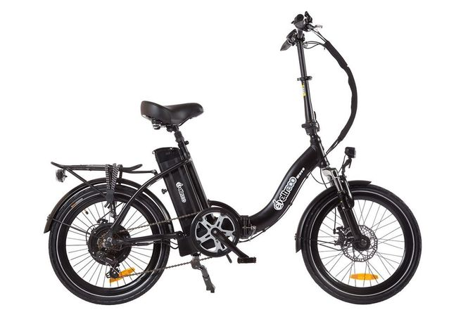 Электровелосипед (Велогибрид) Eltreco Wave 500W Spoke (48V/ 11Ah)