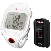 Пульсометр POLAR RCX3 GPS White