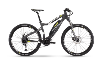 Электровелосипед Haibike (2017) SDURO HardSeven 4.0 250W 9-Sp Acera (36V/ 11Ah) 593557