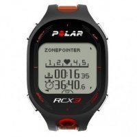 Пульсометр POLAR RCX3 Black/Orange