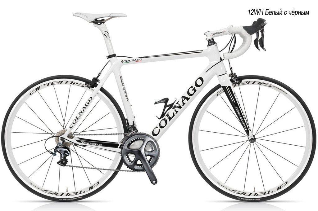 Велосипед шоссе Colnago M10, Shimano Ultegra 11s, колеса Artemis R32s