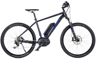 M 5.0 Mountain E-bike 591468
