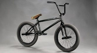 BMX Велосипед United Martinez Expert Freecoaster / 2015 черный 591214