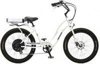 Электровелосипед Pedego STEP THROUGH CRUISER (BALOON) 500W (48V/ 10Ah)