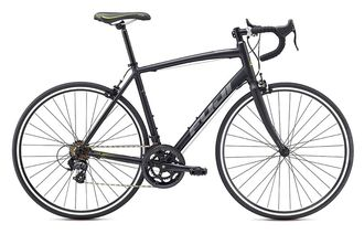 Велосипед Fuji Road Sportif 2.7 (2017) Black 594587