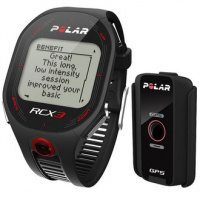 Пульсометр POLAR RCX3 GPS Black