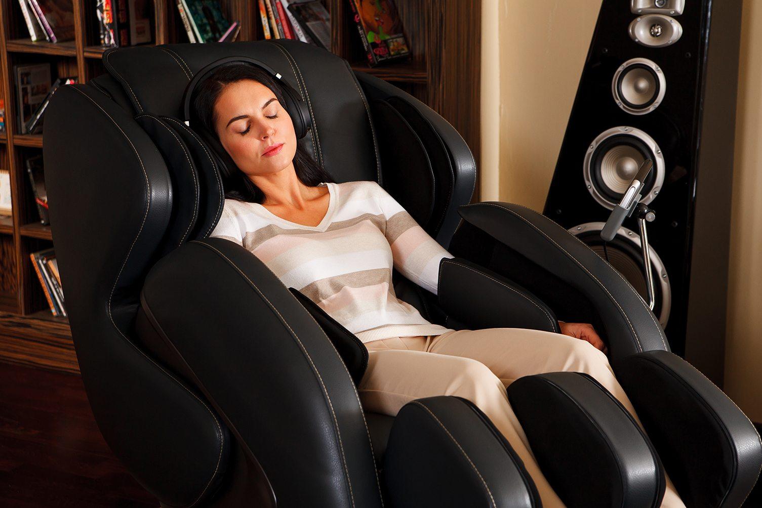 Массажное кресло и простатит помогает ли витапрост от простатита