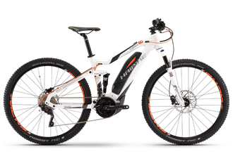 Электровелосипед Haibike (2017) Sduro FullNine 5.0 400Wh 10-Sp Deore (250w 36V/ 13.4Ah) 593686
