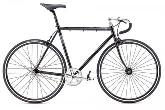 Велосипед Fuji Bikes Feather (2017) Black 594575