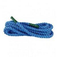 Борцовский канат Perform Better Battle Ropes Blue, вес 14,5 кг