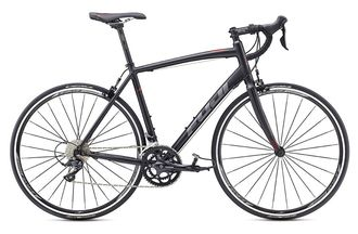 Велосипед Fuji Road Sportif 2.1 (2017) Black 594585