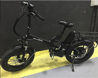 "Электрофэтбайк E-motions FAT 20"" All Mountain Fastrider ( 1000w 48v 18Ah) 2019"