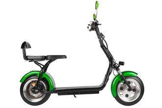Электроскутер FAT-SCOOTER ELTRECO TUMBLER 1100W CITY COCO 594264