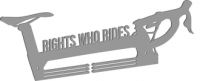 Медаллер RIGHTS WHO RIDES