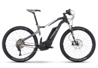 Электровелосипед Haibike (2017) Xduro HardSeven Carbon 9.0 (250w 36V/ 13.4Ah) 593688