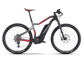 Электровелосипед Haibike (2017) Xduro HardSeven Carbon 10.0 (250w 36V/ 13.4Ah) 593687