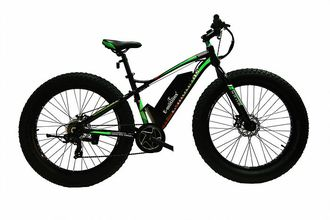 Электровелосипед E-motions Fatbike Explorer+ (фэтбайк 1200w 48v 12Ah) электрофэтбайк 593129