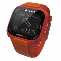 Пульсометр POLAR RC3 GPS RED