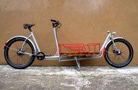 Электровелосипед Long John