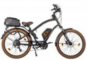Электровелосипед (Велогибрид) Leisger CD5 Cruiser LUX I 350w (36V/ 13Ah)