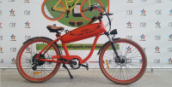 Электровелосипед Elbike SHADOW Красный