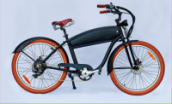 Электровелосипед Elbike SHADOW Черный