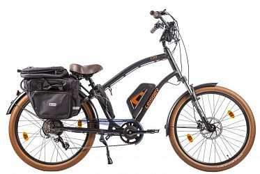 Электровелосипед (Велогибрид) Leisger CD5 Cruiser 350w (36V/ 13Ah) 592597